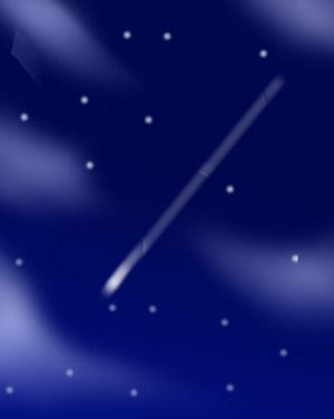 ☆流れ星☆
